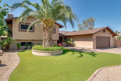 Scottsdale Single Family Home For Sale: 8703 E Mulberry Street