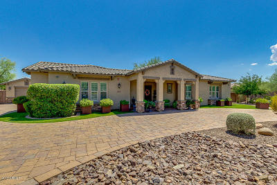 Peoria, Glendale Single Family Home For Sale: 8721 W Villa Lindo Drive