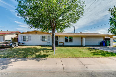 Phoenix Single Family Home For Sale: 3847 W Caron Street