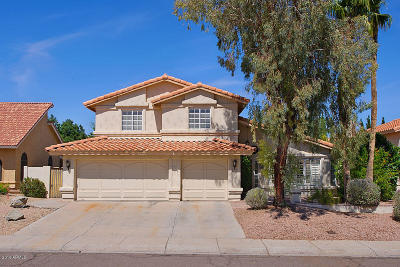 Phoenix Single Family Home For Sale: 2724 E Mountain Sky Avenue