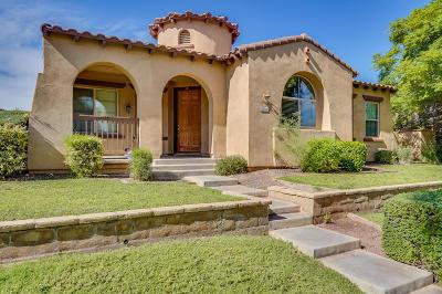 Buckeye Single Family Home For Sale: 3834 N Acacia Way