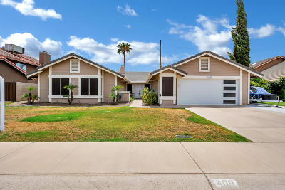 Tempe Single Family Home For Sale: 1409 E Brentrup Drive