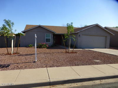 Mesa Single Family Home For Sale: 6134 E Ivy Street