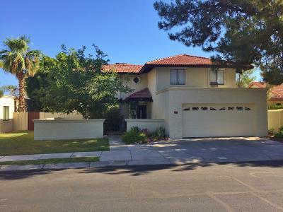 Gilbert Single Family Home For Sale: 280 E Barbarita Avenue