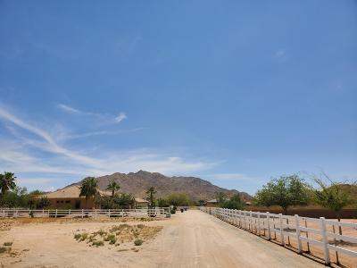 Queen Creek Residential Lots & Land For Sale: 7735 S 170th Street
