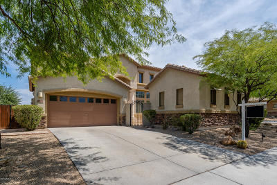 Single Family Home For Sale: 8533 W Desert Elm Lane