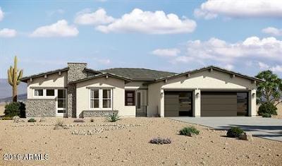Mesa Single Family Home For Sale: 10426 E Topaz Avenue