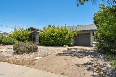 Phoenix Single Family Home For Sale: 3131 N 17th Drive