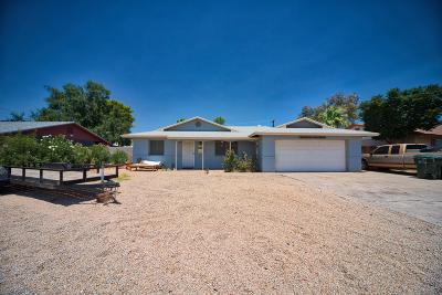 Phoenix Single Family Home For Sale: 3832 W Vista Avenue