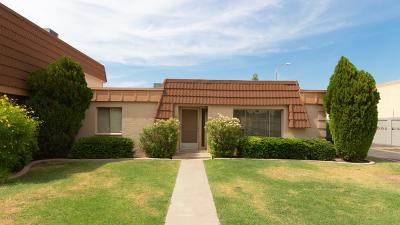 Tempe Condo/Townhouse For Sale: 1635 E Logan Drive