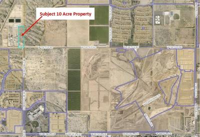Surprise Residential Lots & Land For Sale: 18702 W Cactus Road