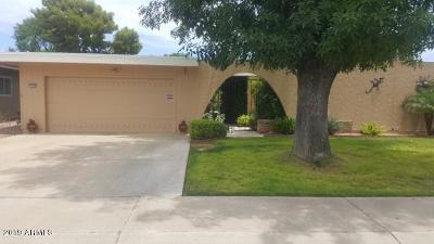 Sun City AZ Single Family Home For Sale: $234,900