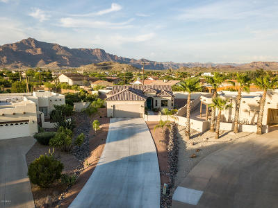 Gold Canyon AZ Single Family Home For Sale: $379,000