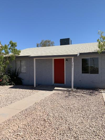 Single Family Home For Sale: 707 W 12th Street