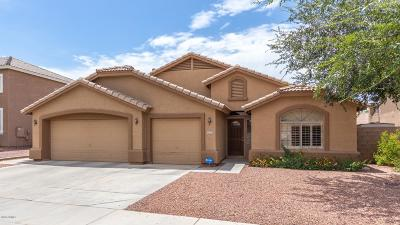 Phoenix Single Family Home For Sale: 8029 W Gibson Lane