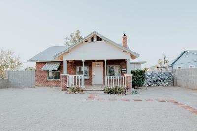 Phoenix Single Family Home For Sale: 2330 W Adams Street