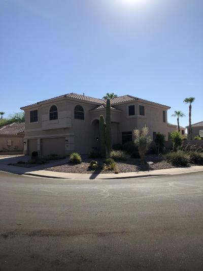 Phoenix Single Family Home For Sale: 16647 S 15th Drive