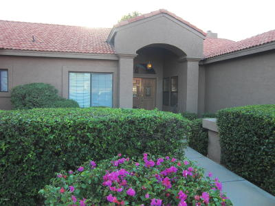Scottsdale Single Family Home For Sale: 16404 N 59th Street
