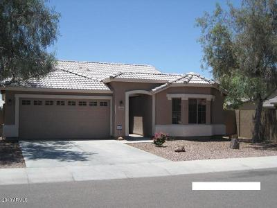 Buckeye Single Family Home For Sale: 24893 W Wayland Drive