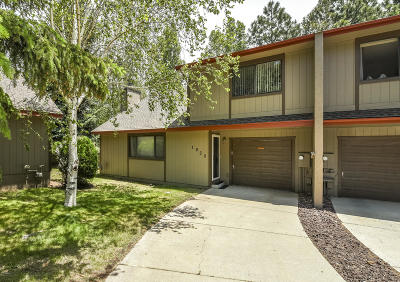 Flagstaff Condo/Townhouse For Sale: 1930 N Spencer Circle