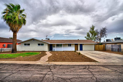Glendale Single Family Home For Sale: 6127 W Frier Drive