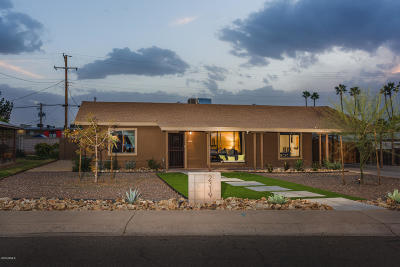 Phoenix Single Family Home For Sale: 2319 E Earll Drive