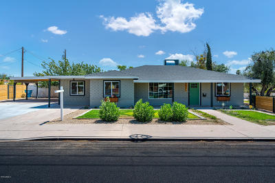 Phoenix Single Family Home For Sale: 1301 E Virginia Avenue