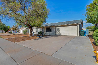 Phoenix Single Family Home For Sale: 14219 N 39th Way