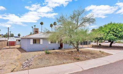 Phoenix Single Family Home For Sale: 2301 E Marmora Street