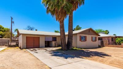 Phoenix Single Family Home For Sale: 5839 W Roma Avenue