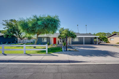Phoenix Single Family Home For Sale: 3017 E Campbell Avenue