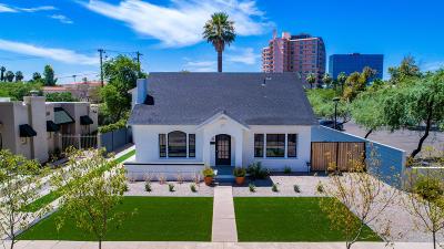 Phoenix Single Family Home For Sale: 19 E Hoover Avenue