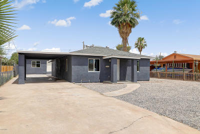 Phoenix Single Family Home For Sale: 2027 N 28th Place