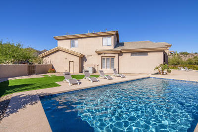Fountain Hills Single Family Home For Sale: 15442 E Acacia Way