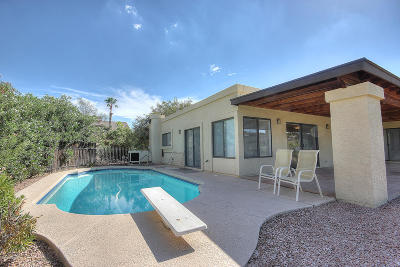 Fountain Hills Single Family Home For Sale: 16732 E Jacklin Drive