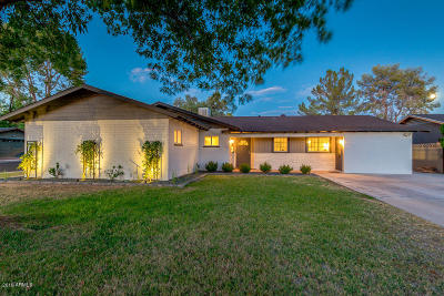 Arcadia Single Family Home For Sale: 3043 N 53rd Street
