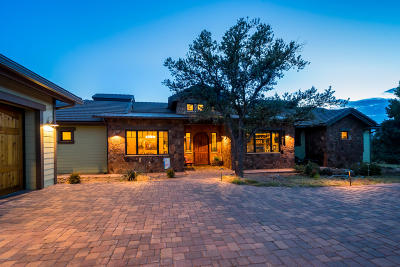 Prescott Single Family Home For Sale: 14700 N Agave Meadow Way