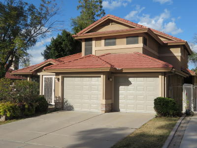Chandler Single Family Home For Sale: 5730 W Ivanhoe Street