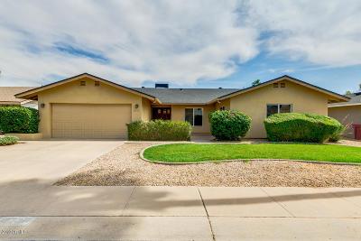 Single Family Home For Sale: 8737 E Clarendon Avenue