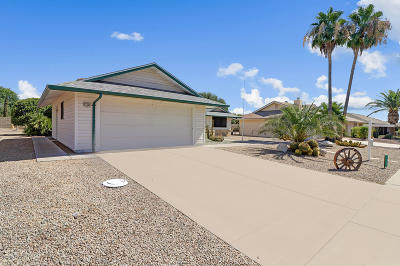 Sun City West Single Family Home For Sale: 13342 W Ballad Drive