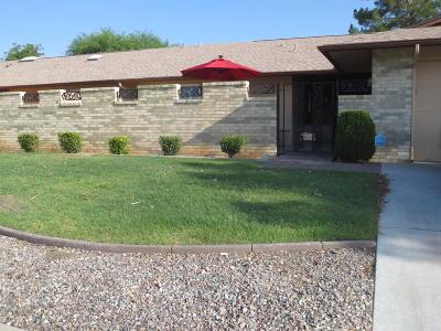 Sun City West Rental For Rent: 12606 W Parkwood Drive