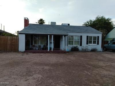 Phoenix Single Family Home For Sale: 932 W Moreland Street