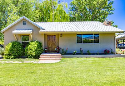 Dewey, Humboldt Single Family Home For Sale