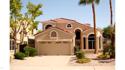 Ahwatukee Single Family Home For Sale: 3822 E Tanglewood Drive