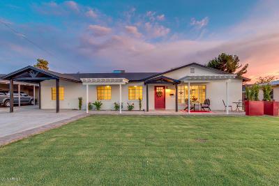 Phoenix Single Family Home For Sale: 4035 E Indianola Avenue