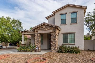 Queen Creek Single Family Home For Sale: 21469 E Roundup Way