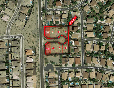 Peoria Residential Lots & Land For Sale: Xxxx N 99th Avenue