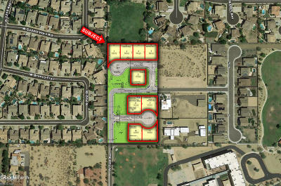 Peoria Residential Lots & Land For Sale: Xxxx N 71st Avenue