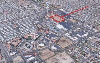 Mesa Residential Lots & Land For Sale: 6147 E Main Street