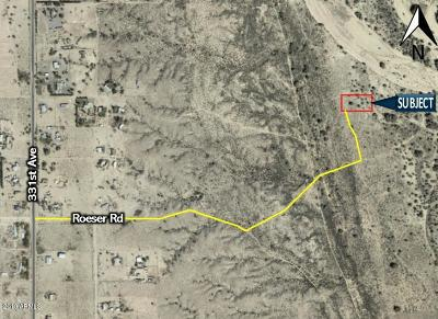 Tonopah AZ Residential Lots & Land For Sale: $7,000